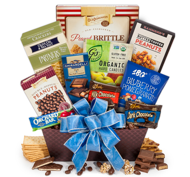 39 unique gift baskets for every occasion best handpicked gift ideas kosher gift basket classic negle Images