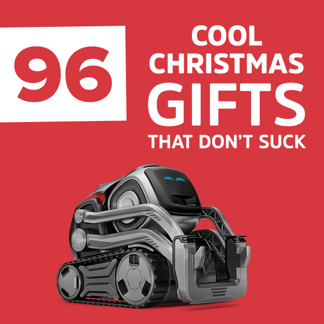 96 cool christmas gifts