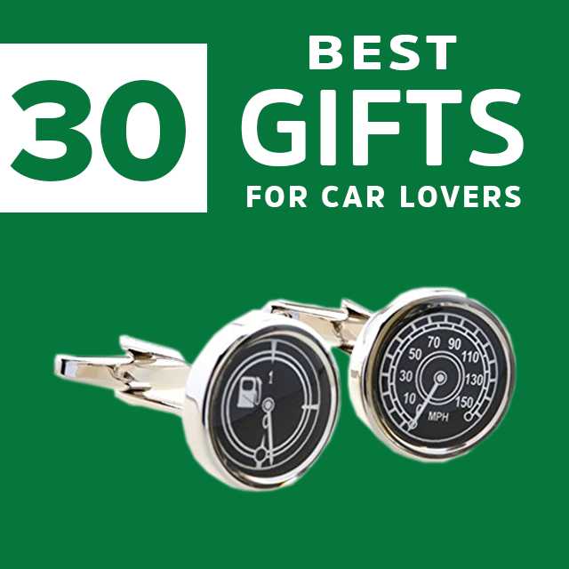 So Drive On Through Our List Of 27 Gifts For Car Lovers And Find An Idea That Sparks With You