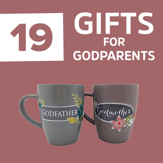 19 Thoughtful Gifts for Godparents - Best Handpicked Gift Ideas