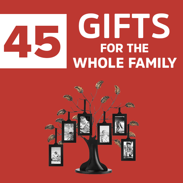 29 Best Family Gifts 2018 - Christmas Gift Ideas for Everyone to Enjoy