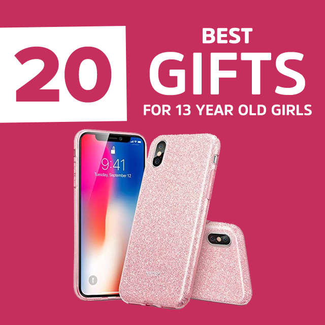 20 Best Gifts for 13 Year Old Girls in 2018 - Handpicked Gift Ideas