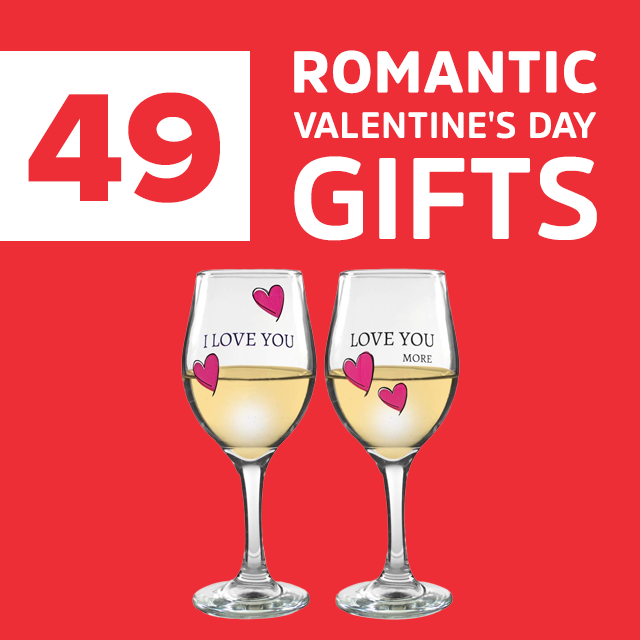 49 Romantic Valentine S Day Gifts For Couples Handpicked Gift Ideas