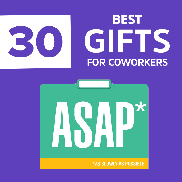 30 Best Gifts For Coworkers In 2018 Appropriate Handpicked Gift Ideas